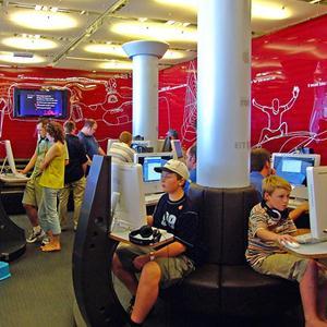 Интернет-кафе Бавлов