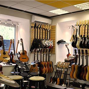 Музыкальные магазины Бавлов